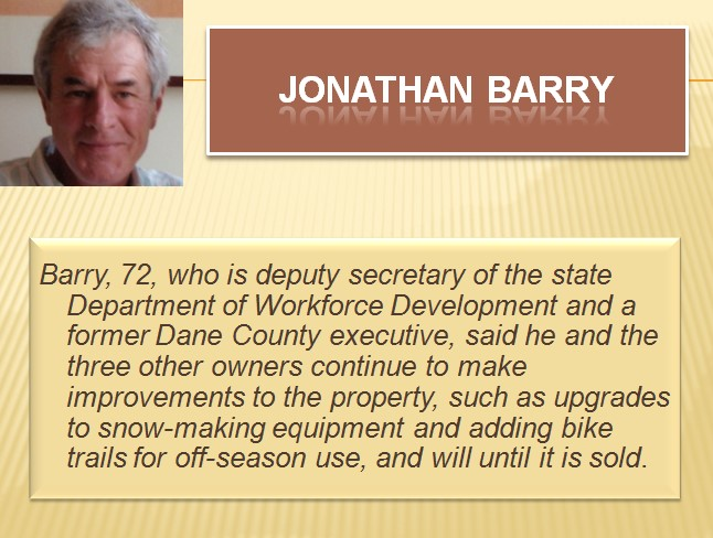 Retiring Guy\u0027s Digest Johnathan Barry\u0027s resume update - resume update