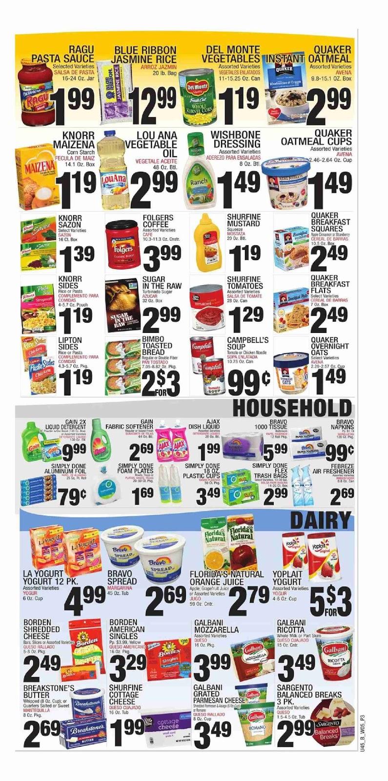 Bravo Supermarkets Weekly Ad