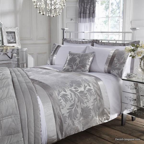 ديكور-مفارش سرير الوان حديثة