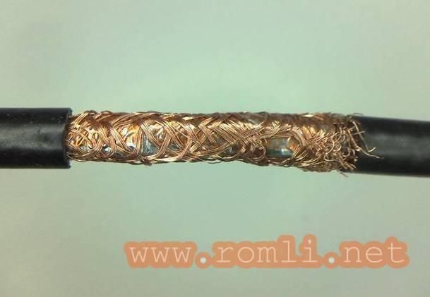Cara praktis menyambung kabel coaxial