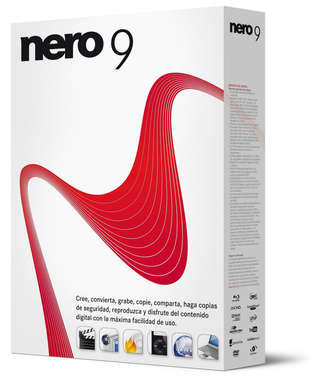 NERO DVD TÉLÉCHARGER GRAVEUR GRATUIT