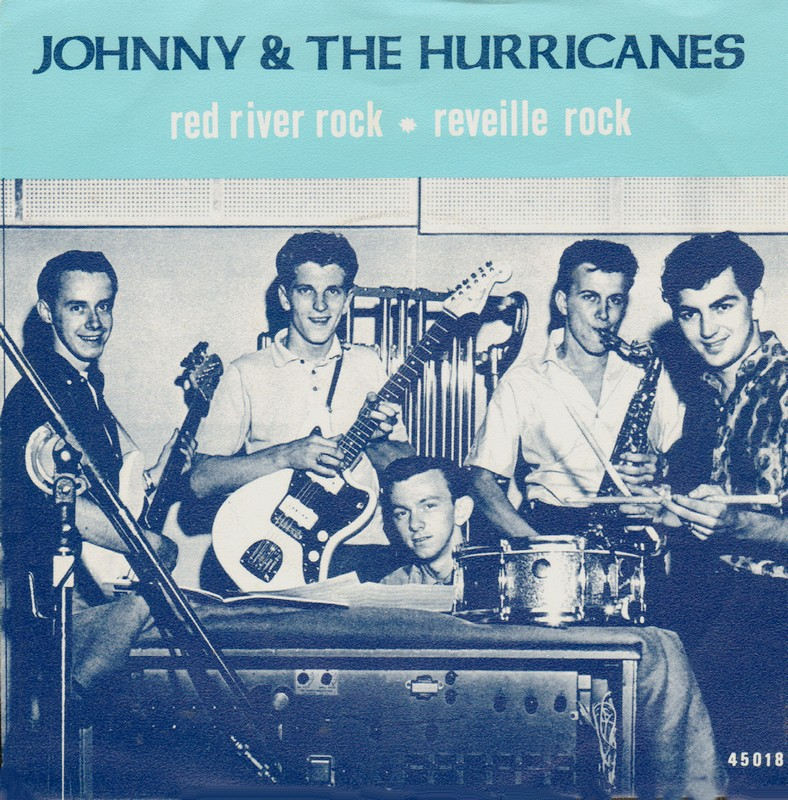 Johnny And The Hurricanes Del Shannon Come On Train So Long Baby