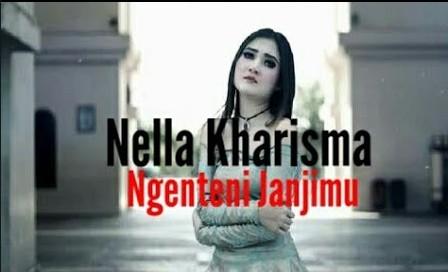 Lirik Lagu Ngenteni Janjimu Nella karisma Asli dan Lengkap Free Lyrics Song