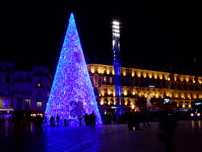 Albero di Natale Montpellier