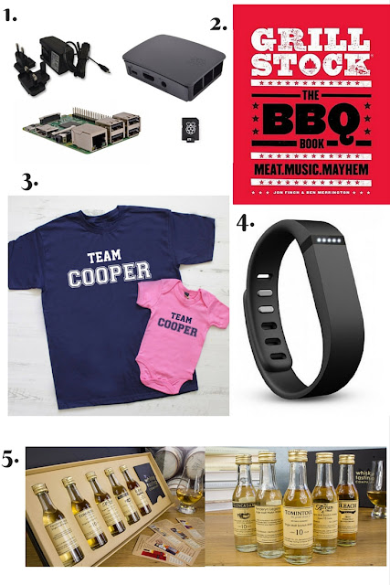 Father's day gift list
