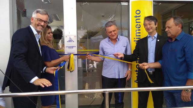 Agência do Banco do Brasil de Ipueiras é reinaugurada