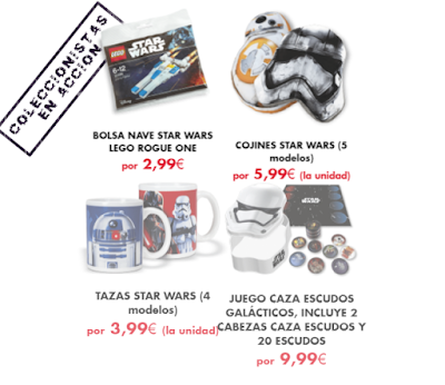 Star Wars Carrefour
