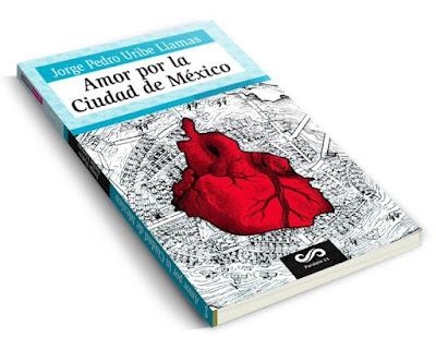 Libro amor ciudad México
