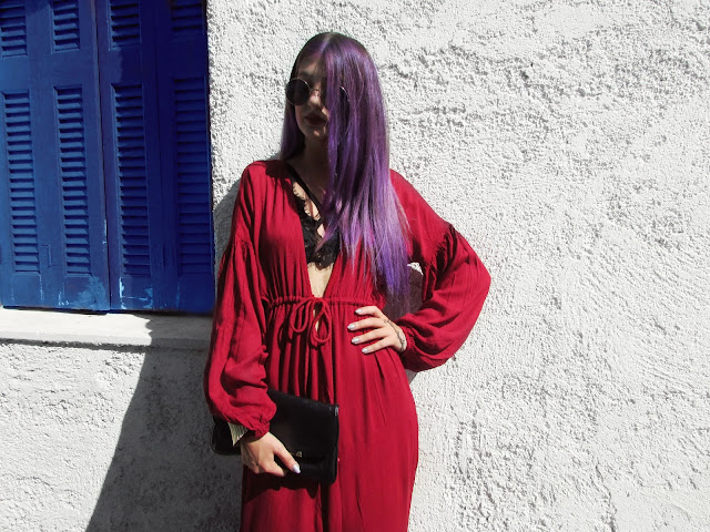 how to purple hair tumblr pinterest