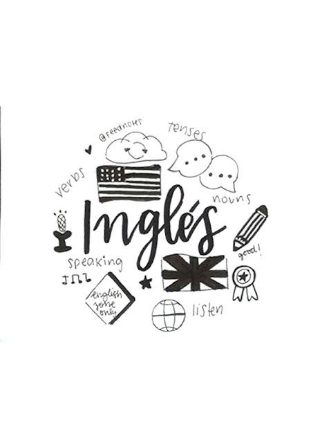 Carátula de inglés para universidad