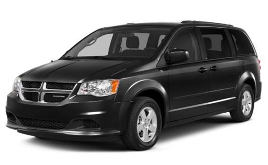 2016 Dodge Grand Caravan RT Features