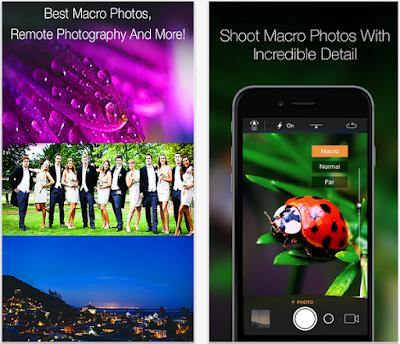 Aplikasi Kamera iPhone Terbaik - Camera+