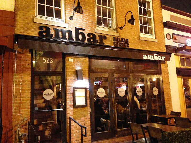CAPITOL HILL: Ambar Introduces New Seasonal Lunch Specials