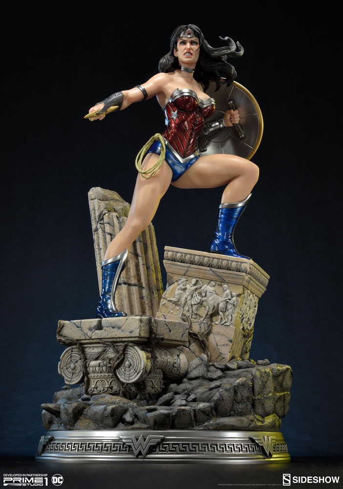 Toyhaven Sideshow Collectibles Justice League New 52 -4215