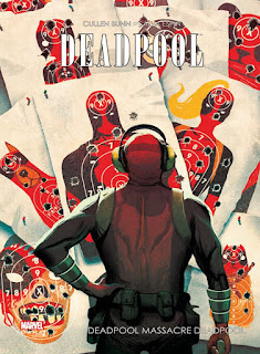 Deadpool massacre Deadpool (Cullen Bunn & Salva Espin)