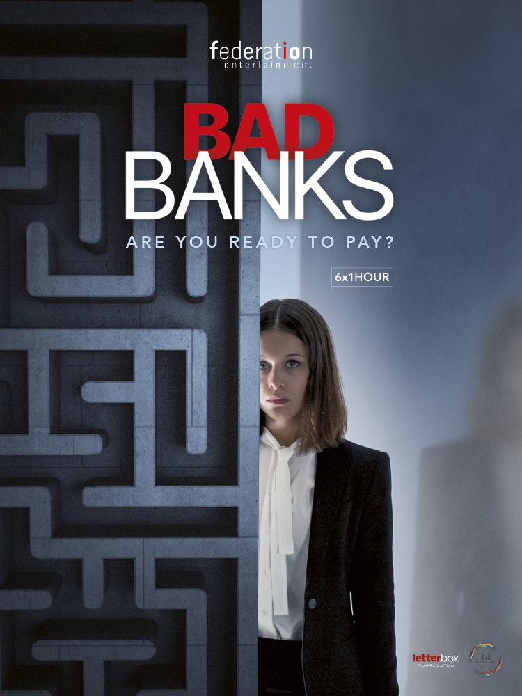 ver Bad Banks 1X01 online