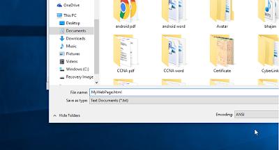 Executing-HTML-program-in-Hindi-2