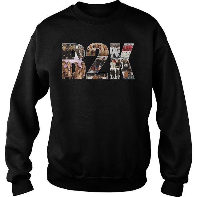 B2K-2019 Hoodie, B2K-2019 T Shirts, B2K-2019 Concert Hip-Hop Tour Hoodie, B2K-2019 Concert Hip-Hop Tour Shirts