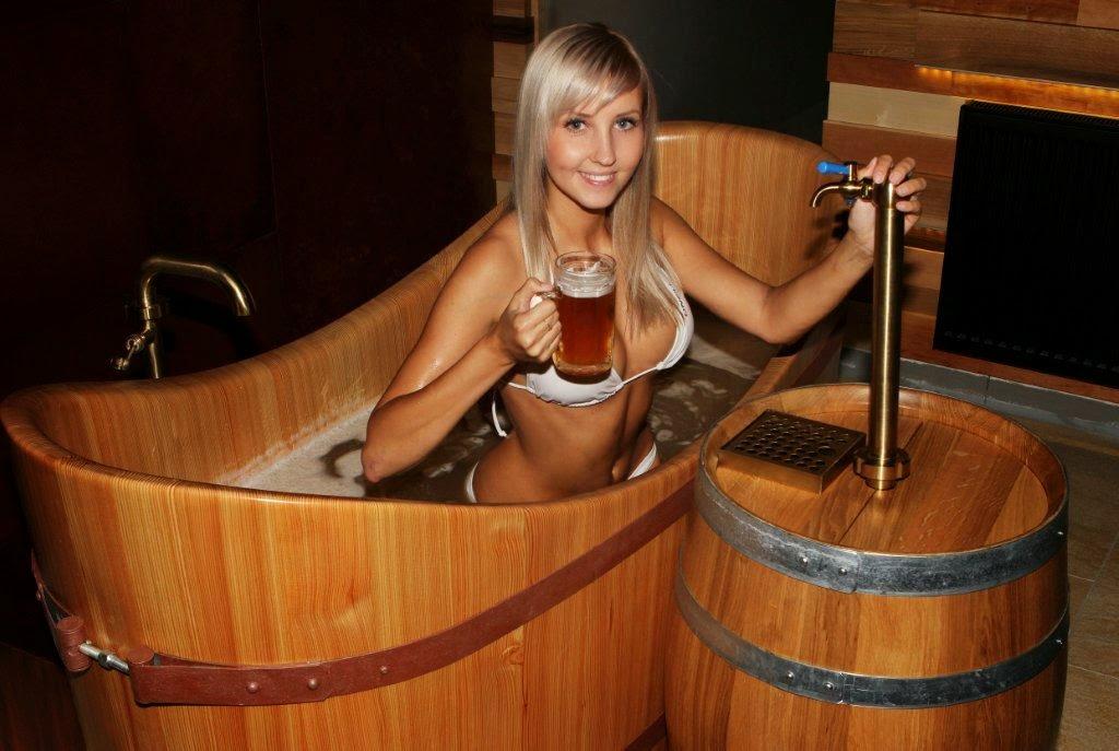 Kąpiel W Piwie The Beervault