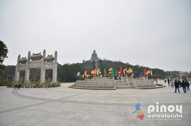 TIAN TAN BUDDHA PO LIN MONASTERY AND NGONG PING VILLAGE