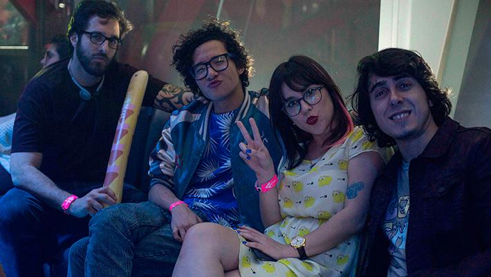 Internet - O Filme: Rafinha Bastos, Mauro Nakada, Pathy dos Reis e Felipe Castanhari