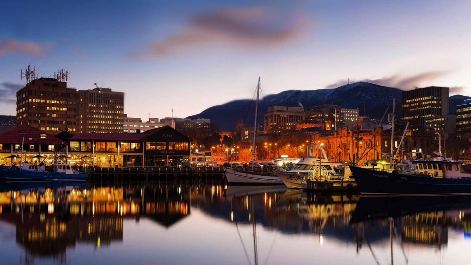 Hobart travel  Lonely Planet