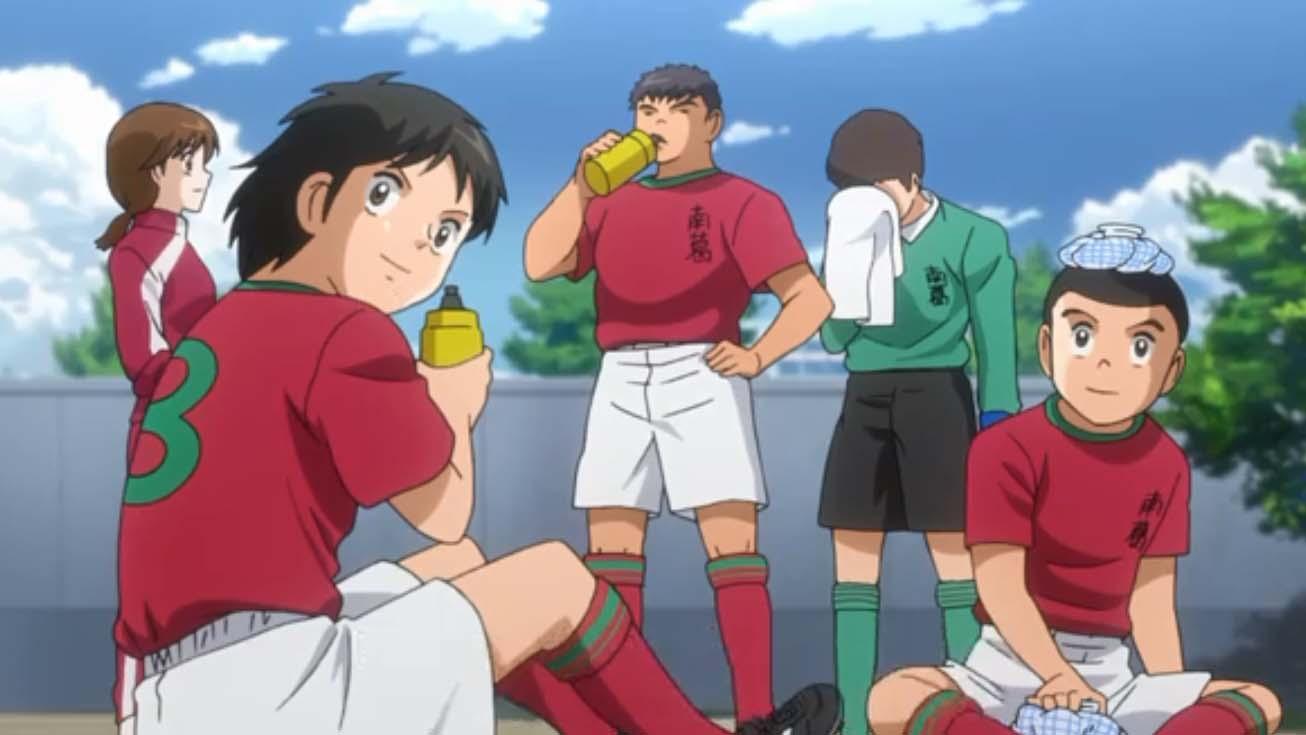 Nonton Online Captain Tsubasa Episode 29 Subtitle Indonesia
