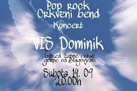 Koncert VIS Dominik Milna slike otok Brač Online
