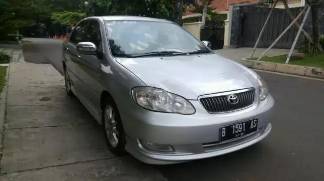 NEW COROLLA 1.8 G MT SEDAN