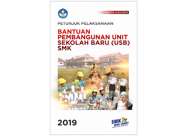 Bantuan Pembangunan Unit Sekolah Baru (USB) SMK Tahun 2019