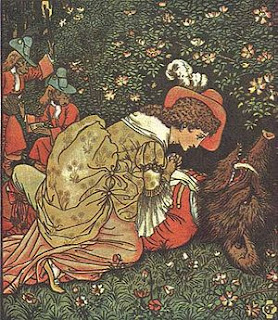 Audiolibro La bella y la bestia - Jeanne-Marie LePrince de Beaumont