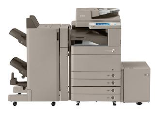 Controlador de impresora Canon IR-ADV C5030 Windows y Mac