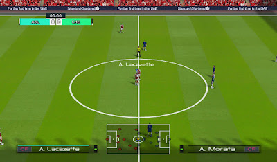 PES 6 EgyFire Patch Update v3.1 Season 2017/2018