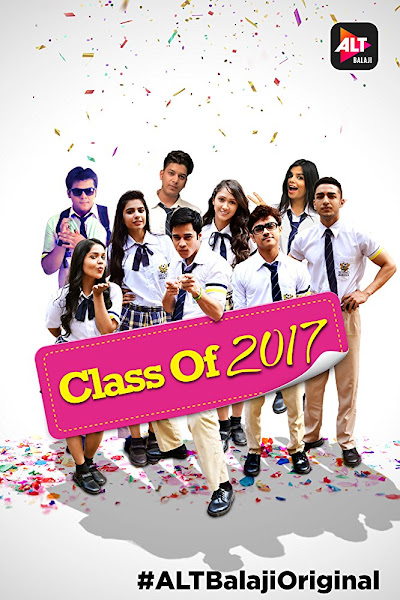 Poster of CLASS OF 2017 Season 1 Episodes 8-9-10 Hindi 720p HDRip ESubs Download
