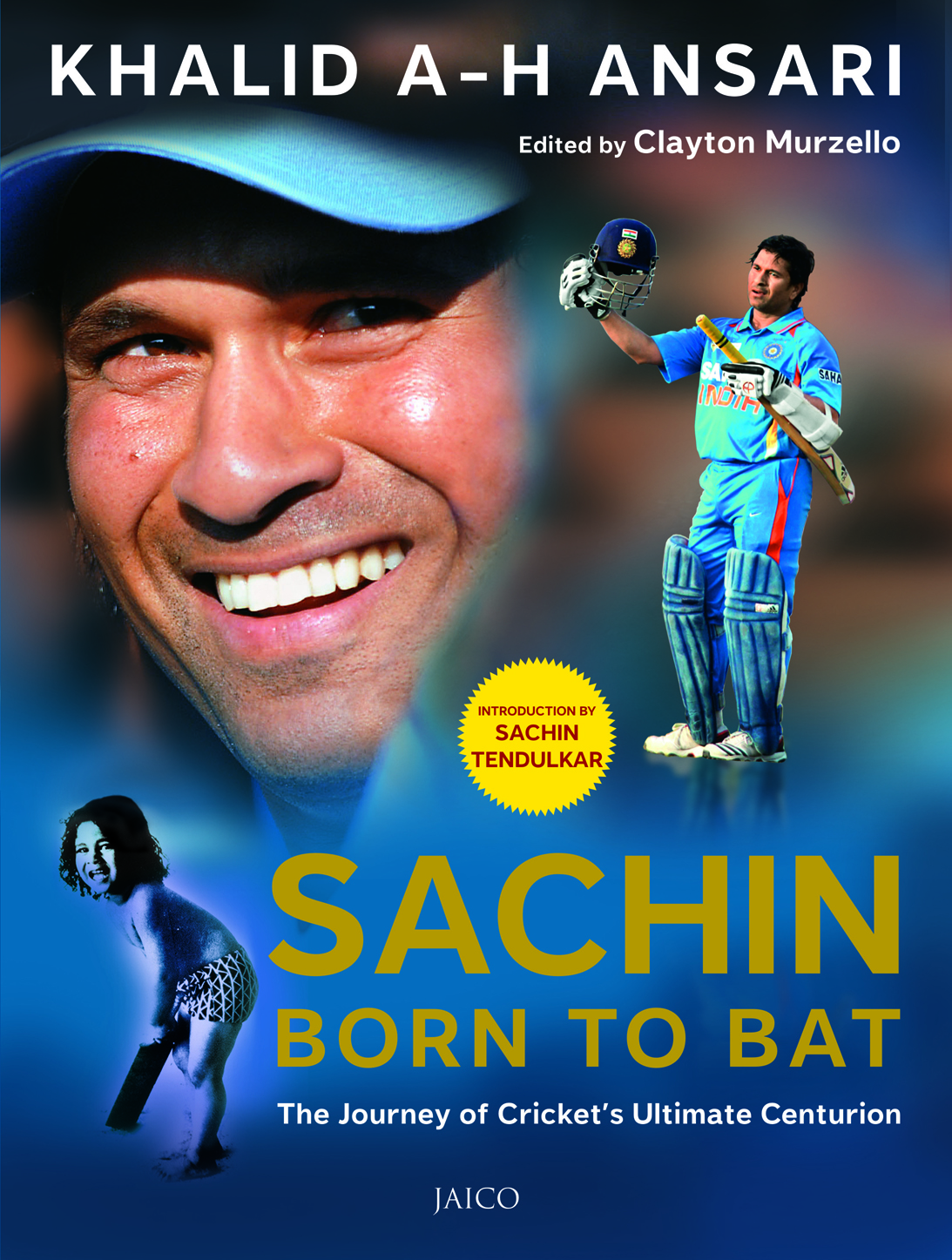 Sachin Tendulkar Autobiography Book