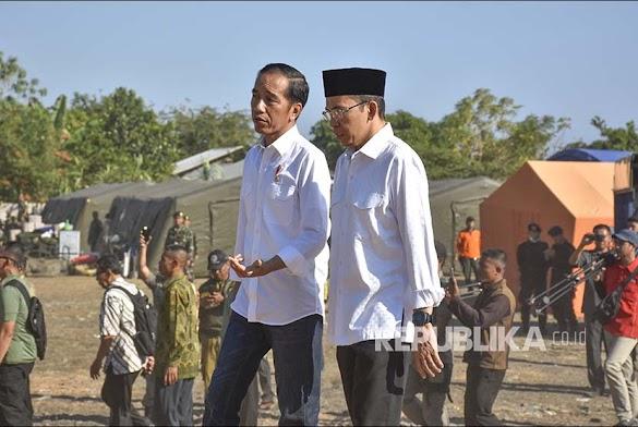 TGB Komitmen Dukung Jokowi Dua Periode