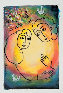 https://www.latelierdannapia.com/ chagall
