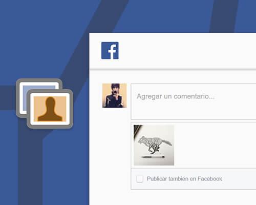 Insertar imagenes para plugin de comentarios de facebook