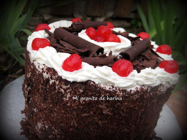 Es perfecta para los amantes de la nata y el chocolate