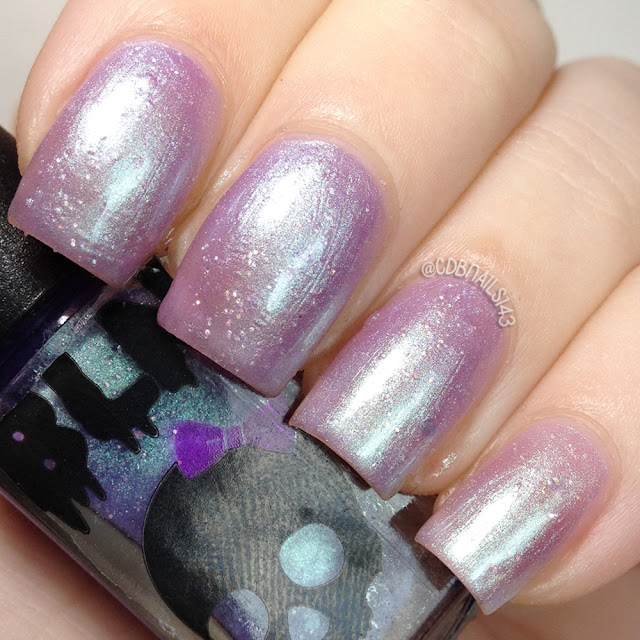 Black Label Nails-Violet