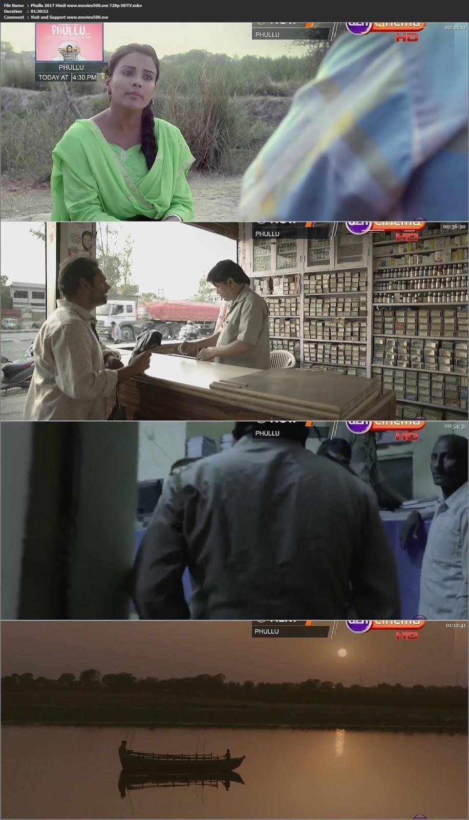 Phullu 2017 Hindi Full Movie HDTV 720p at movies500.site
