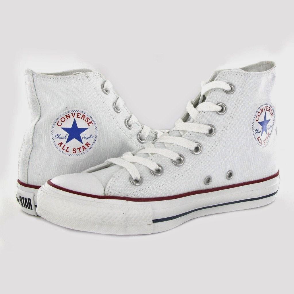 TERNYATA! Sepatu itu . . .   CONVERSE ALL STAR de286a0a2b