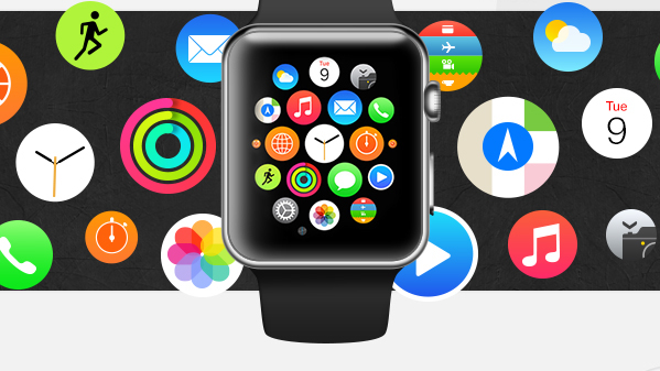 Significato icone Apple Watch