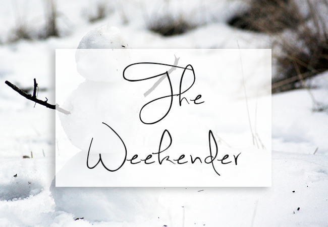 The Weekender: This Week's Must-Read Links