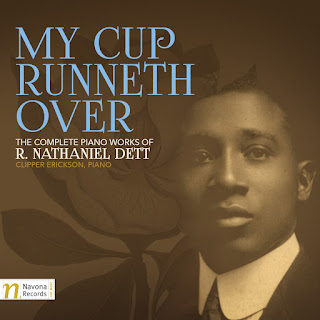 My Cup Runneth Over - R Nathaniel Dett