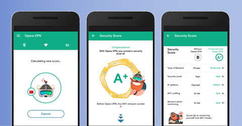 أوبرا تطلق تطبيق جديد على نظام الأندرويد Opera Vpn قم بتحميله وكن أول من يجربه