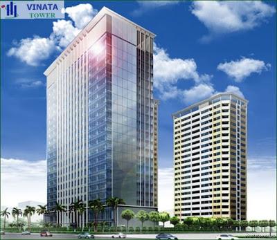 Mặt bằng căn hộ Vinata Tower