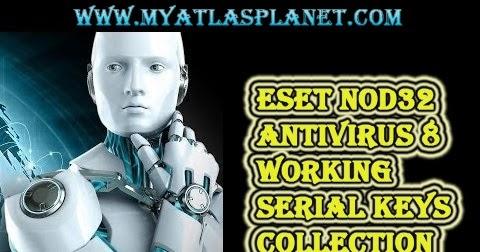 Latest Universal ESET NOD32 Serial Keys | Download Free ...