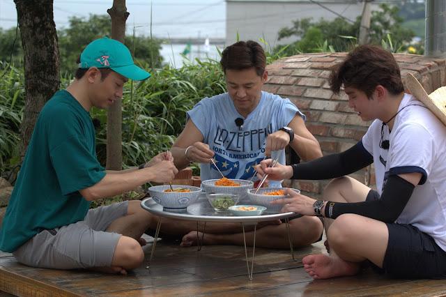 《一日三餐》海洋牧場篇今晚首播 準備好追直播了嗎!?