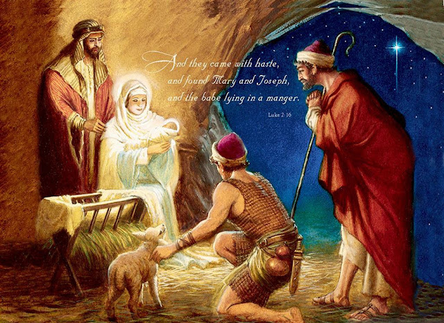 free christmas baby jesus images